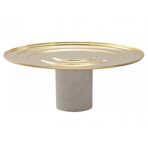 Tom Dixon Eclectic Stone Cake Stand
