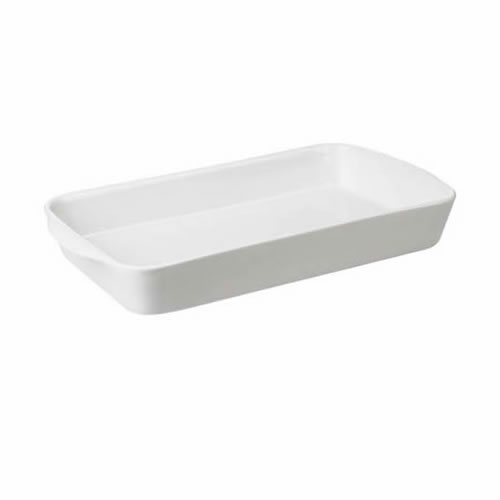 Pillivuyt Rectangular Roasting Dish 900ml 24cm