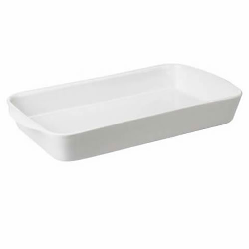 Pillivuyt Rectangular Roasting Dish 35cm