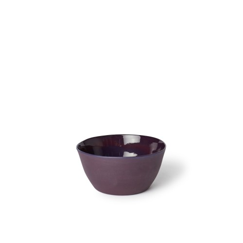 Rice Bowl in Plum