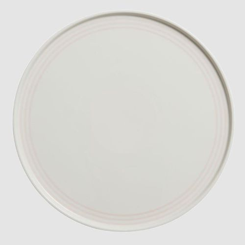 The Thin Stripe Plate 25cm in Pink