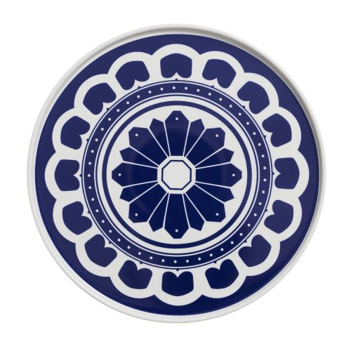 The Blue Flower Plate 25cm