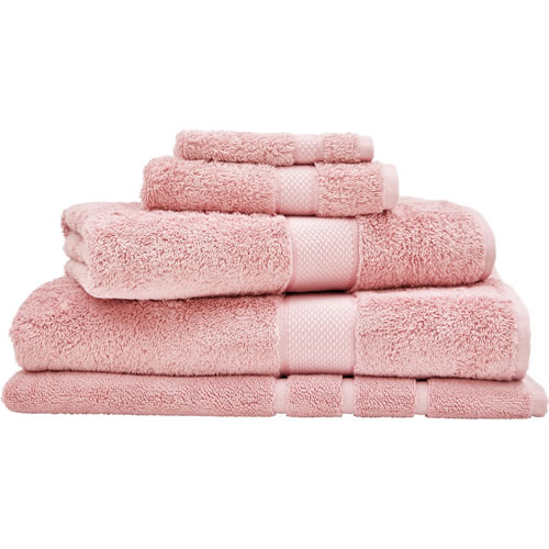 Egyptian Luxury Cotton Rosebud Bath Mat