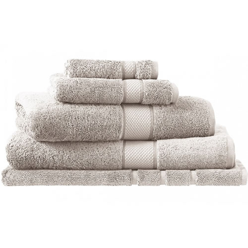 Egyptian Luxury Silver King Towel 91x167cm