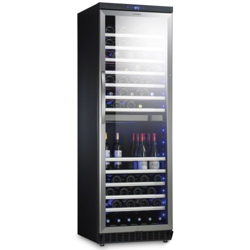 Dometic Macave 118 Bottle Wine Cabinet Black