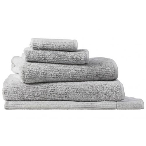 Living Textures Ash King Towel