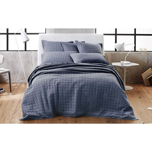 Reilly Atlantic Super King Bedcover 260cm x 260cm