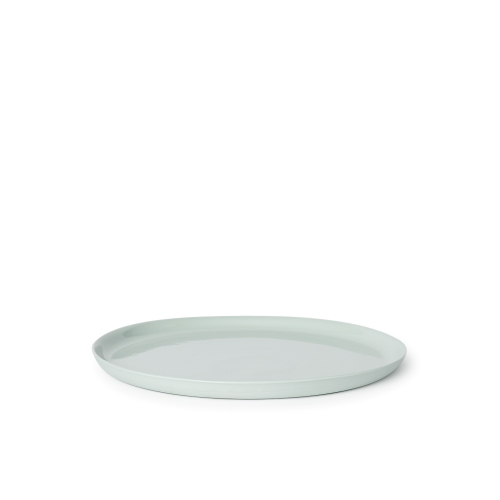 Scoop Salad Plate in Mist