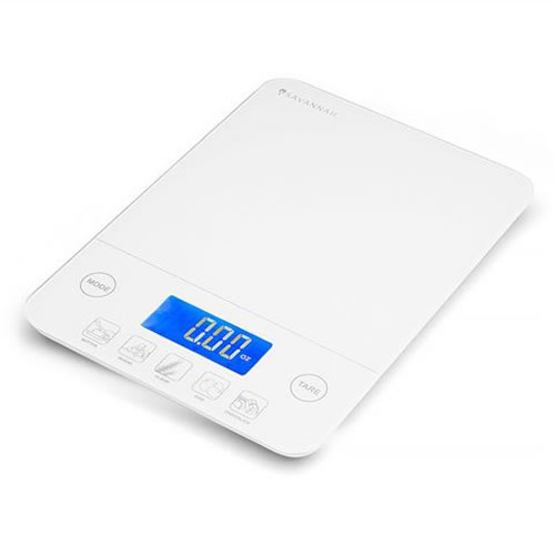 Prodigy Pure White Kitchen & Calorie Scale