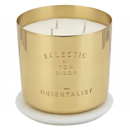 Tom Dixon Eclectic Large Scented Candle Orientalist