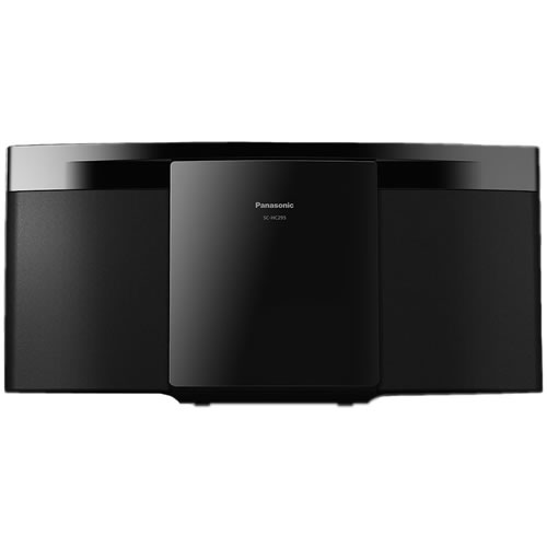 Panasonic 20W Micro System in Black