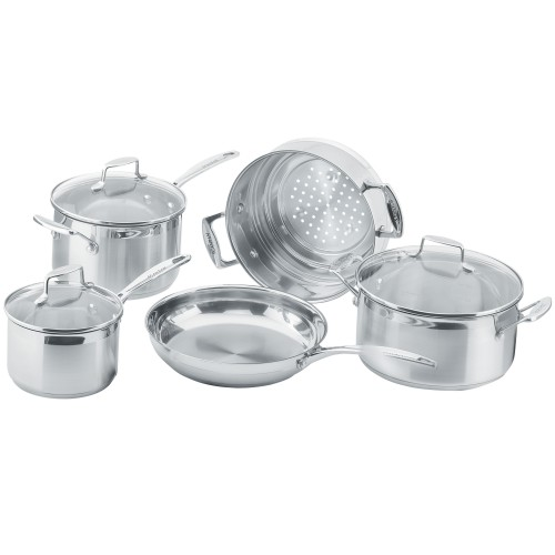 IMPACT Five Piece Saucepan Set