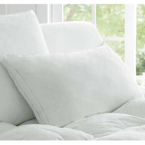 Deluxe Dream Micro Fibre Standard Pillow in Firm 48cm x 73cm