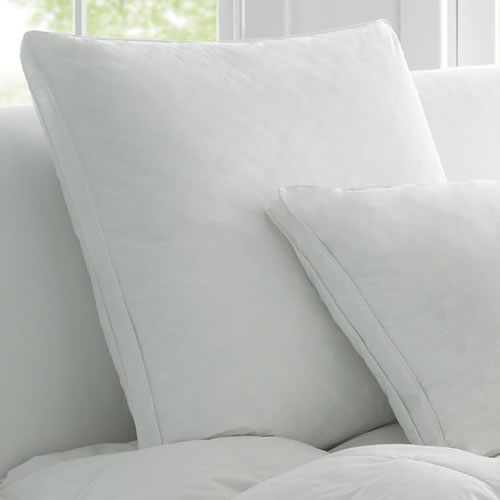 Deluxe Dream Micro Fibre European Pillow in Medium 65cm x 65cm