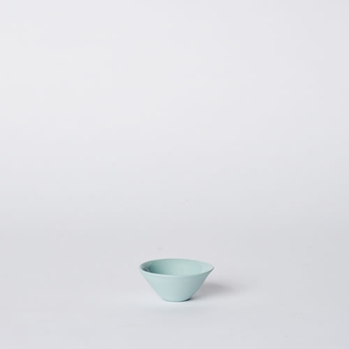 Salt Pinch Pot in Blue