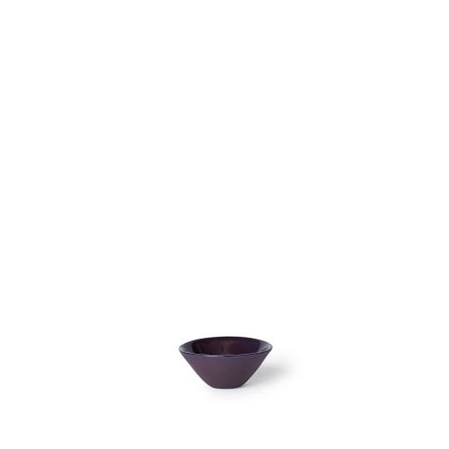 Salt Pinch Pot in Plum