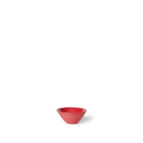 Salt Pinch Pot in Red