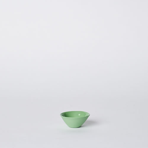 Salt Pinch Pot in Wasabi