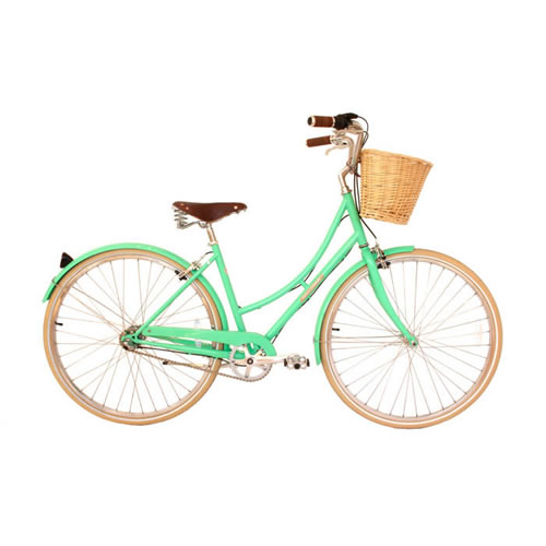 Sommer Womens Bicycle in Ferst Aqua