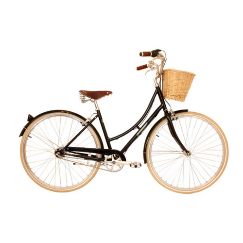 Sommer Womens Bicycle in Black