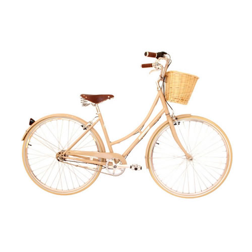 Sommer Womens Bicycle in Cream