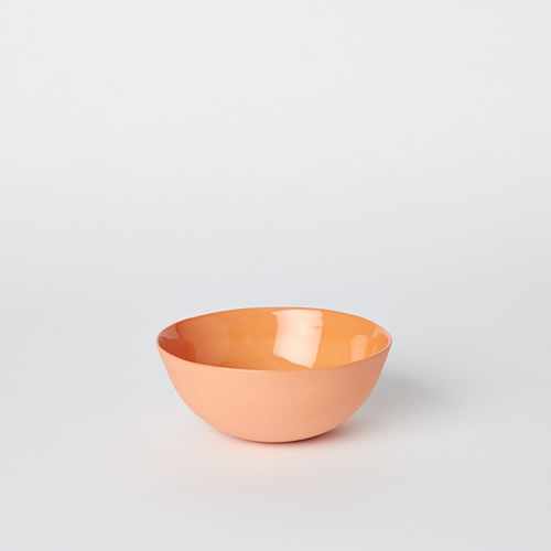 Soup Bowl in Orange