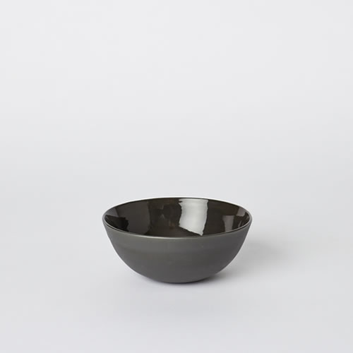 Soup Bowl in Slate