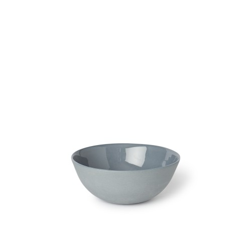 Soup Bowl in Steel