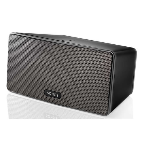 Sonos Play:3 Home Sound System Black