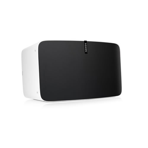 Play:5 Home Sound System White