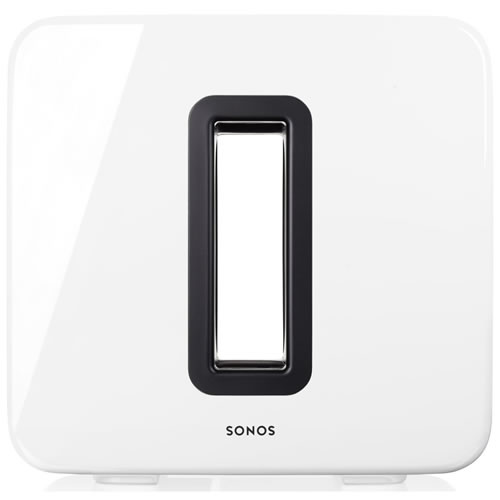 Sonos SUB Wireless Subwoofer Gloss White