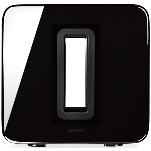 SUB Wireless Subwoofer - Gloss Black