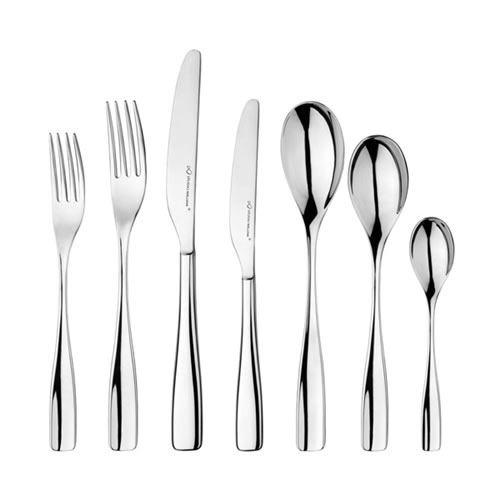 Redwood 56 Piece Cutlery Set Mirror Finish