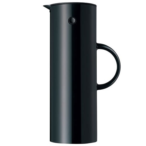 Vacuum Jug 1 Litre in Black