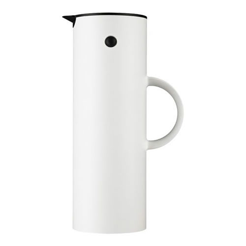 Vacuum Jug 1 Litre in White