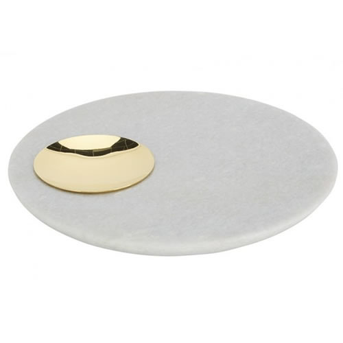 STONE Small Round Serving Board
