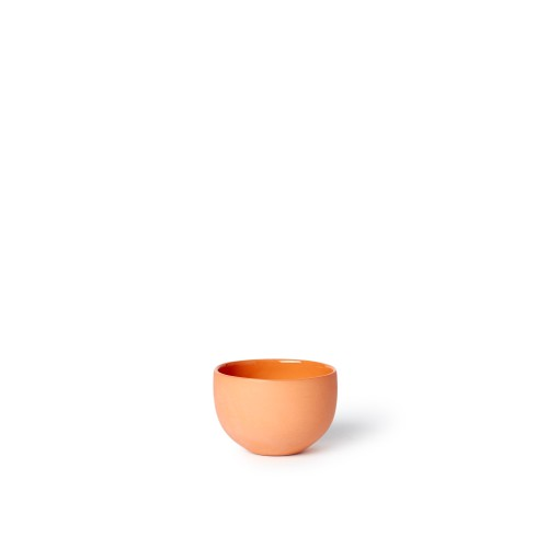 Sugar Bowl in Orange