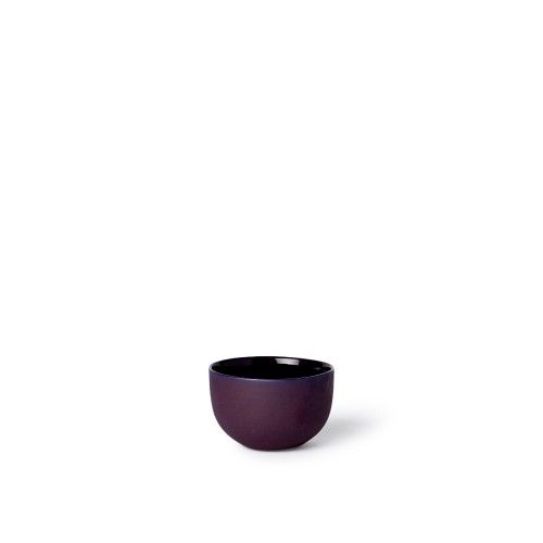 Sugar Bowl in Plum