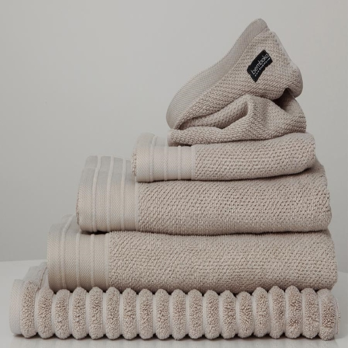 Wheat Jacquard Bath Towel