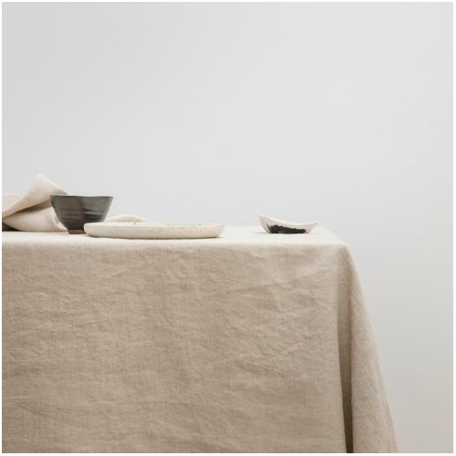 Small Table Cloth in Natural