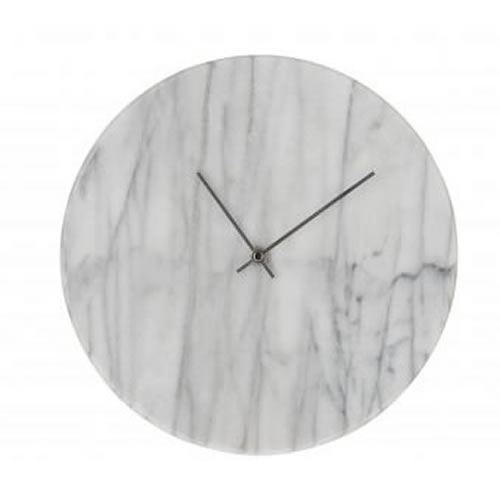 Marcella Marble Wall Clock