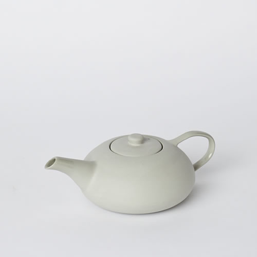 Teapot 2 Cup in Ash