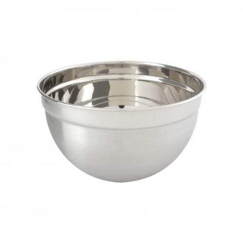 Deep Stainless Steel Mixing Bowl 8L