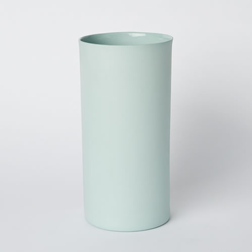 Large Vase in Blue