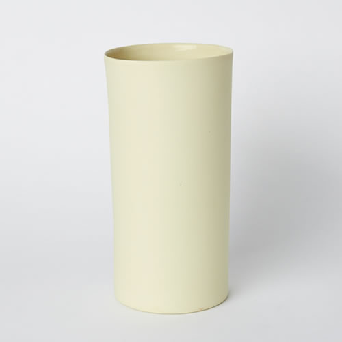 Large Vase in Citrus