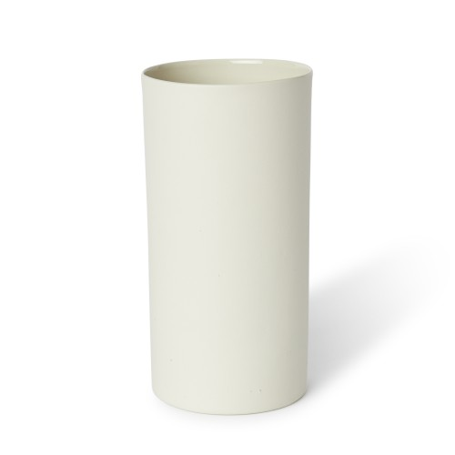 Large Vase in Milk