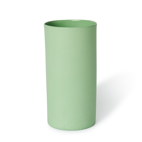 Large Vase in Wasabi