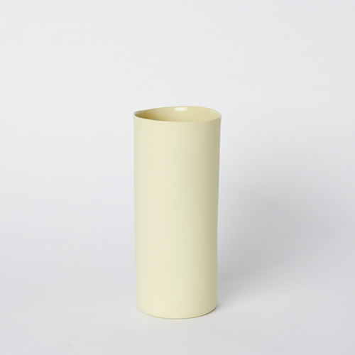 Medium Vase in Citrus