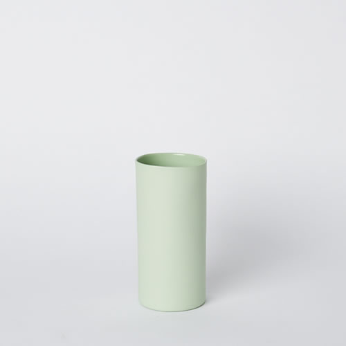 Small Vase in Pistachio
