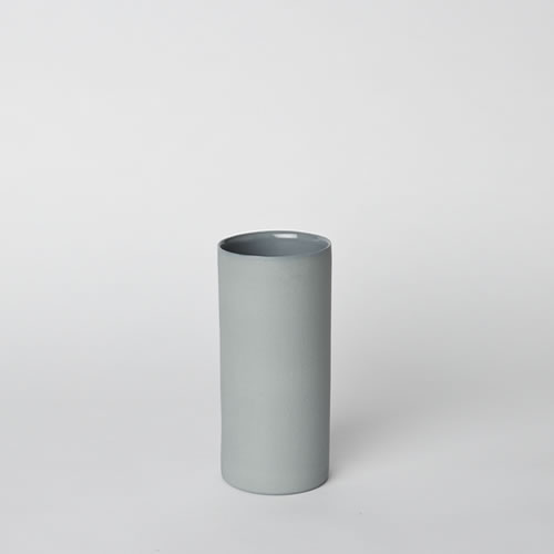 Small Vase in Steel